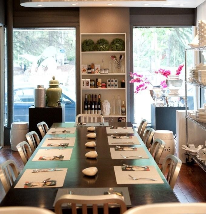 You may have visited us when we had a retail location and private dining room on Jasper Avenue and 105th Street.