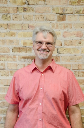 Ken Bushnell, Warehouse Services Manager