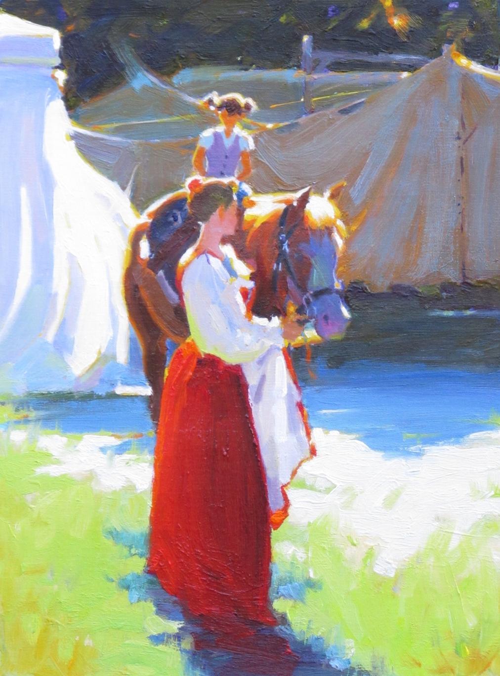 Horse Ride, Renaissance Faire