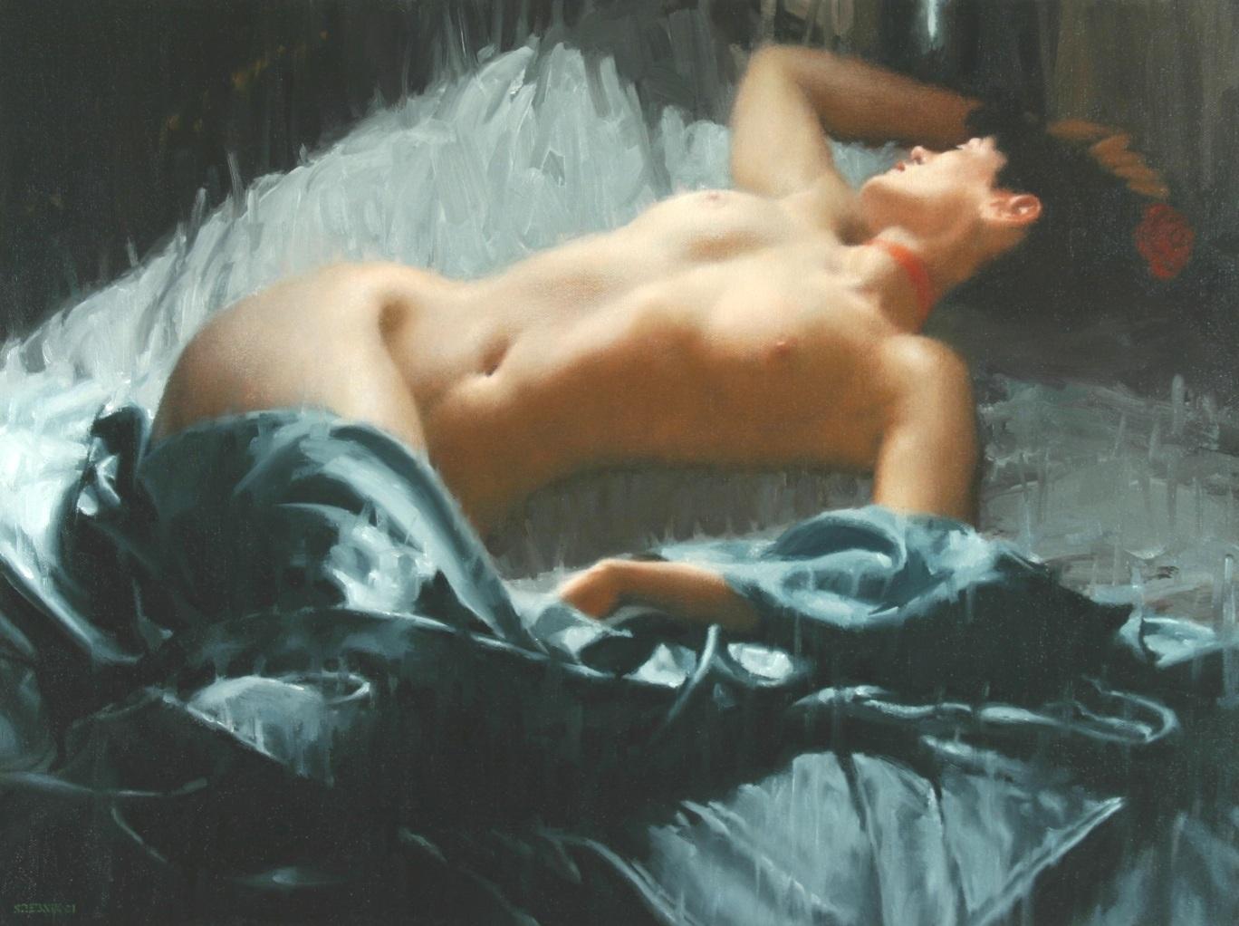 La Dormeuse