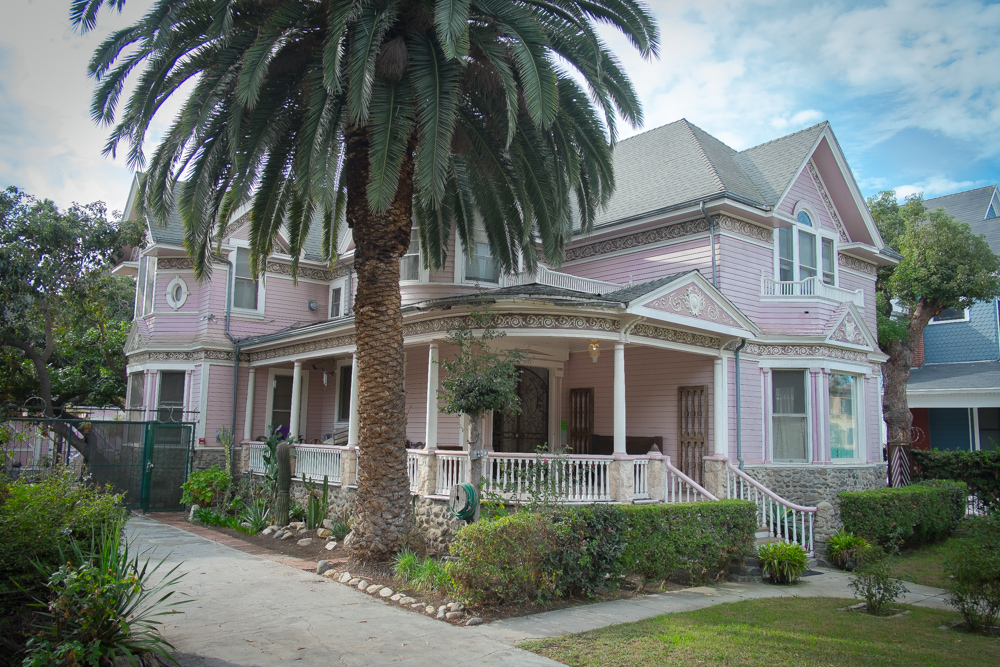Typical West Adams Victorian