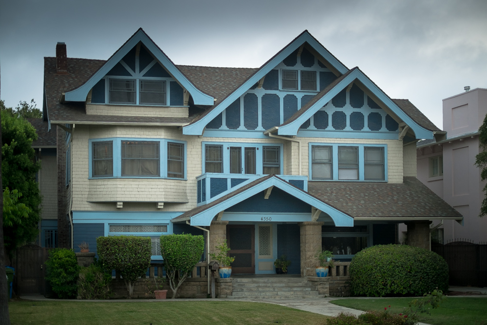 Home Used in the Film Insidious