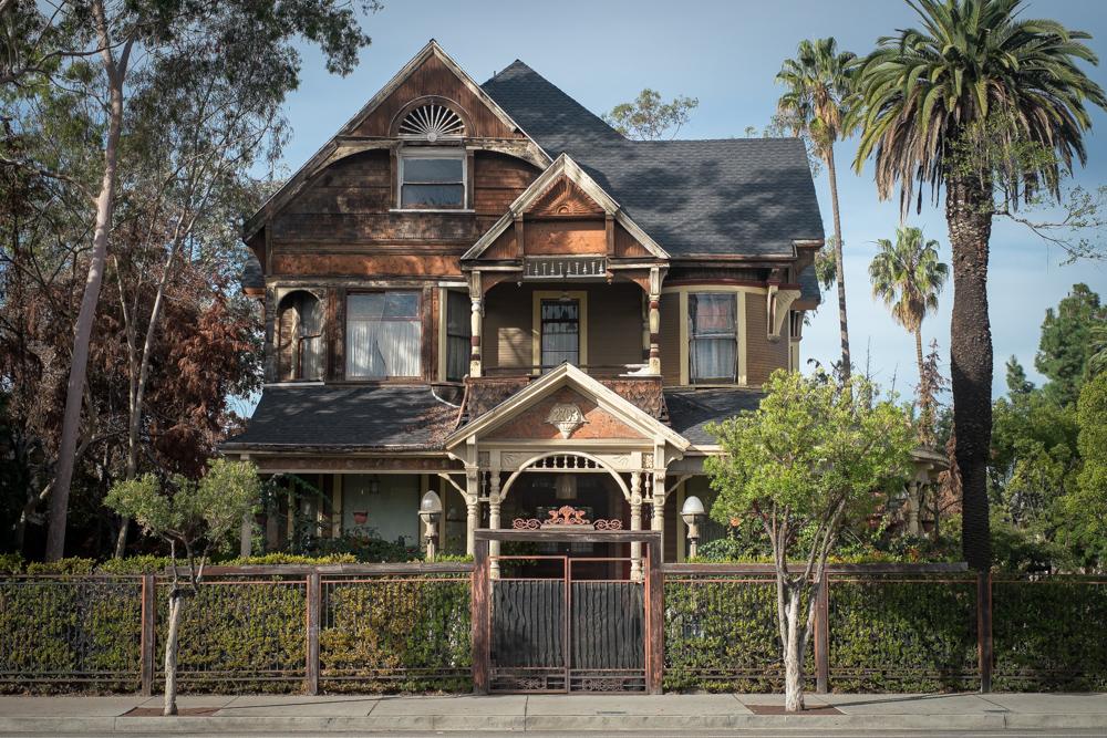 1891 Alfred J. Salisbury Victorian Home