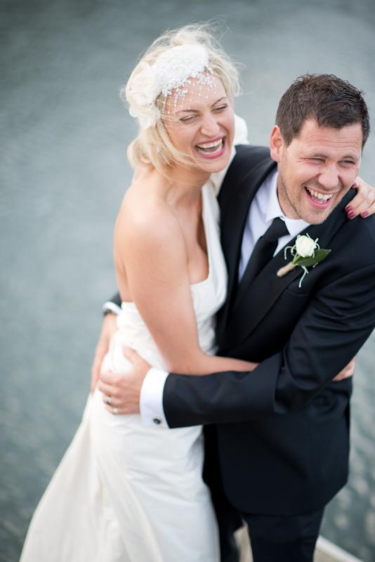 Carmel & Doug were married in Melbourne