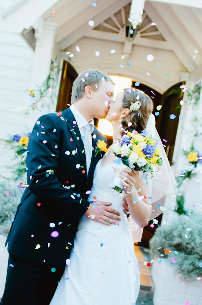 Helen & Wade were married in Melbourne