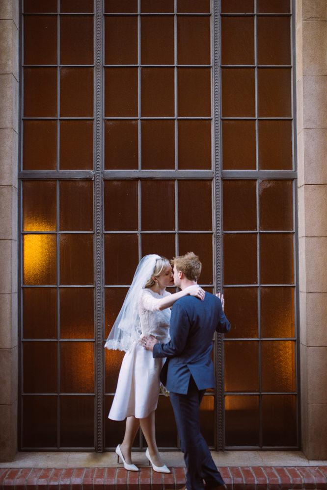 Theresa & Jack were married in Adelaide