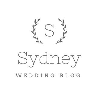 Part of the  Sydney Wedding Blog