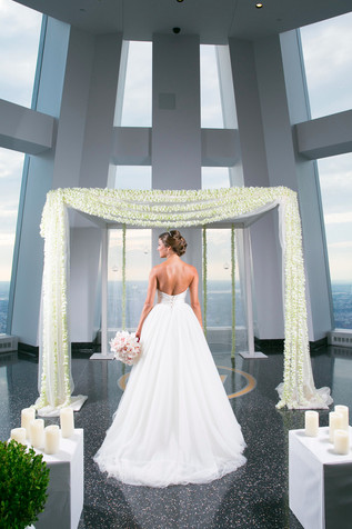 Aspire at One World Observatory Bride.jpg