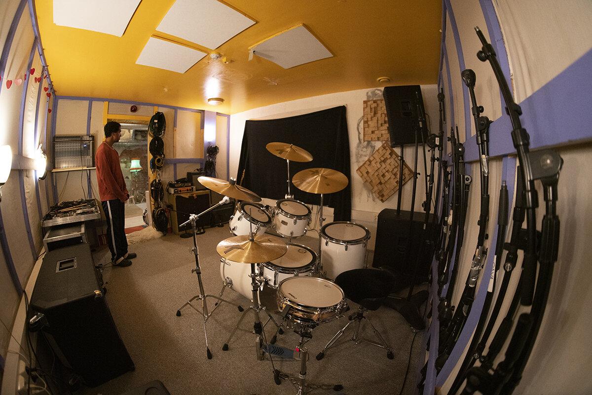 Practice Room For Rent Luft Recordings