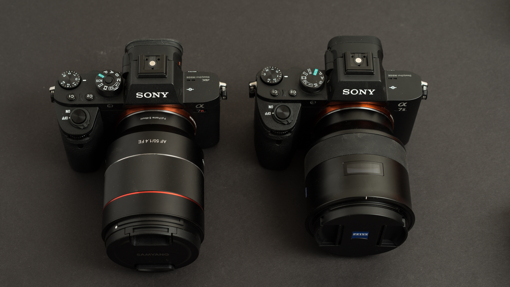 Compared to the Zeiss Batis 85/1.8