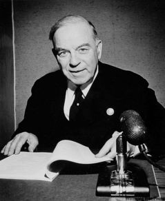 Mackenzie King 1945. Photo: National Archives of Canada
