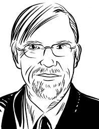 Th. Mayer, FAZ Zeichnung