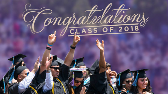 CCNY's 2018 Graduation and Commencement Ceremonies took place on May 30, 2018 in New York City.(Credit: The City College of New York)