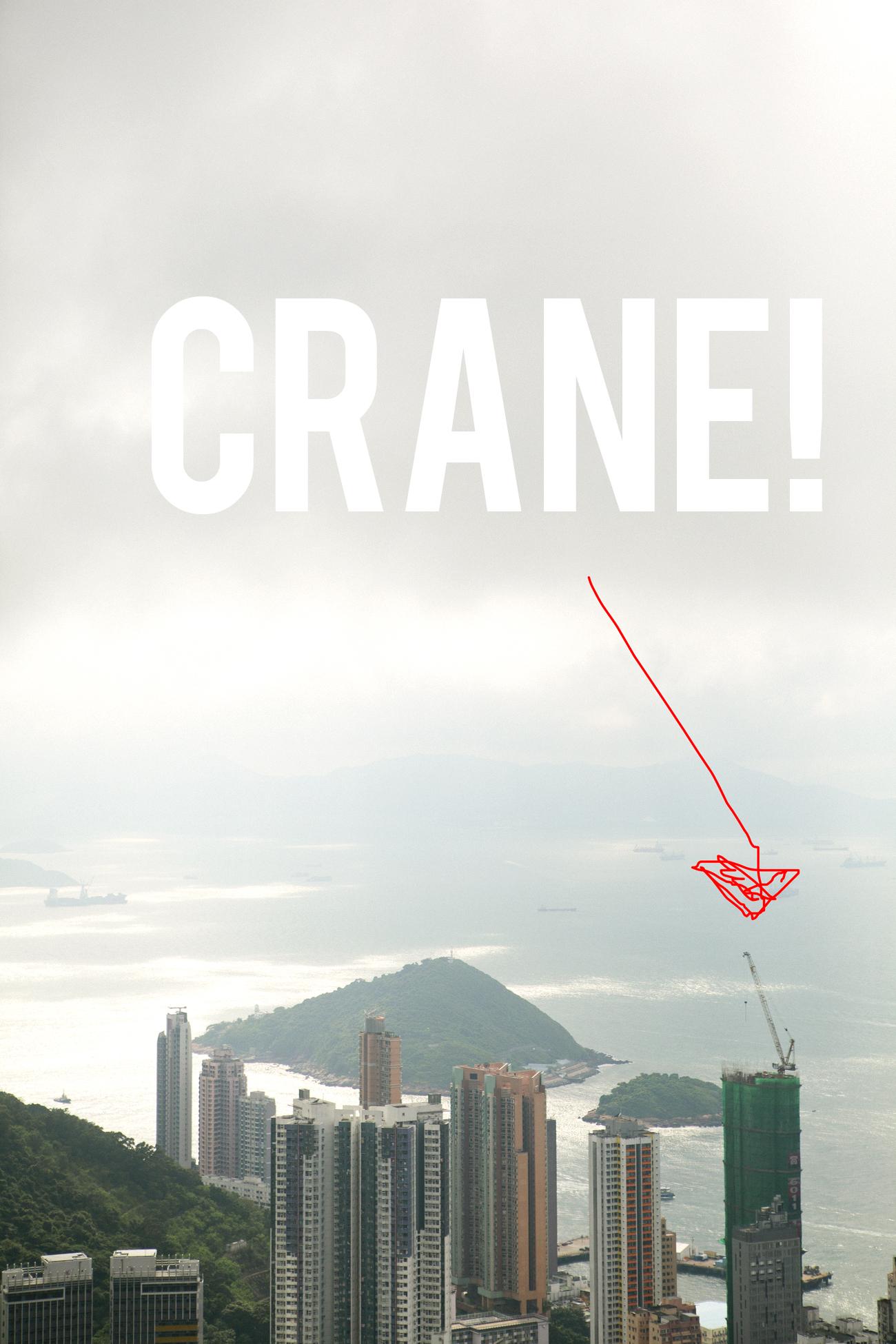 a crane for eggboy.