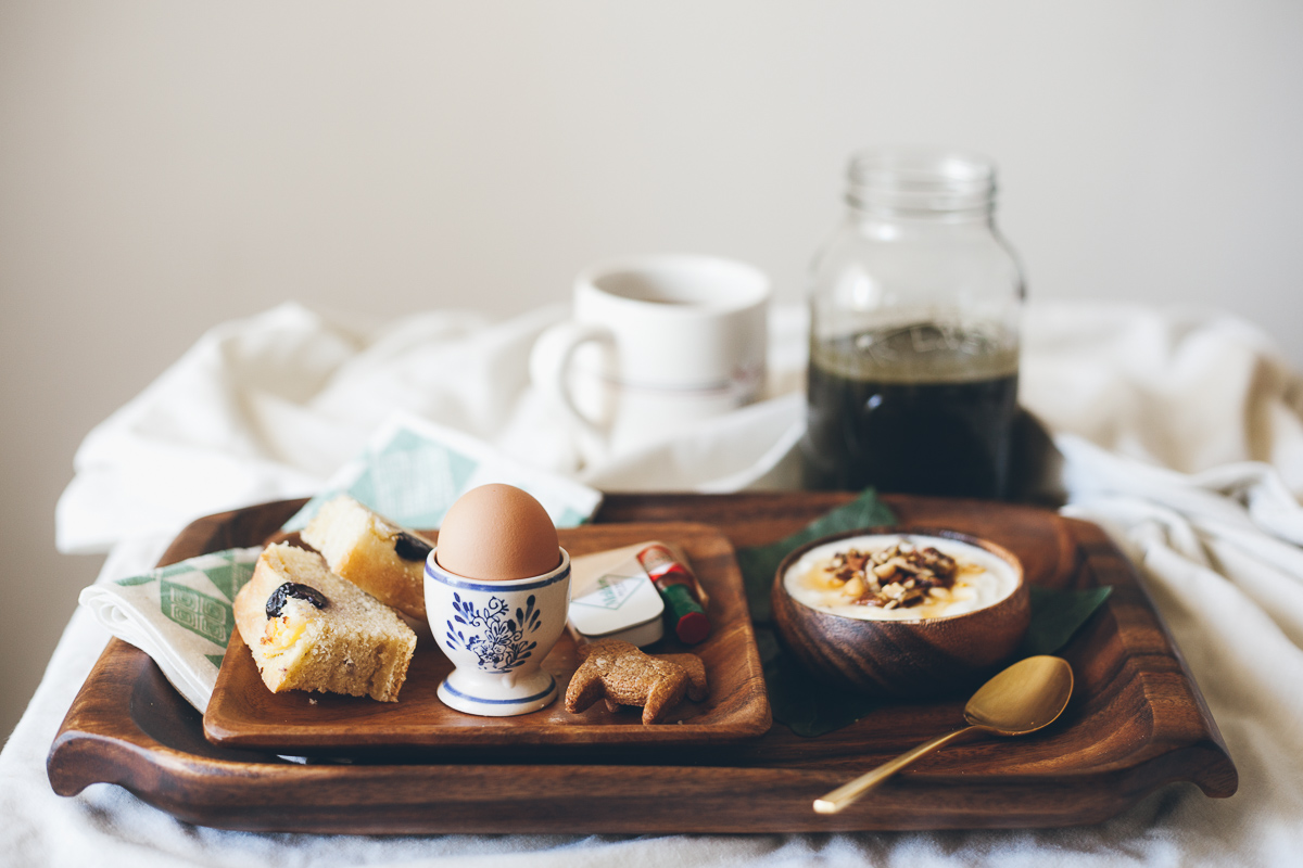 The Anatomy Of A Perfect Breakfast In Bed A Giveaway Molly Yeh