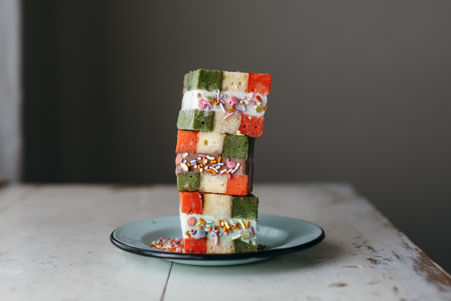 italian rainbow cookie gelato sandwiches-31.jpg