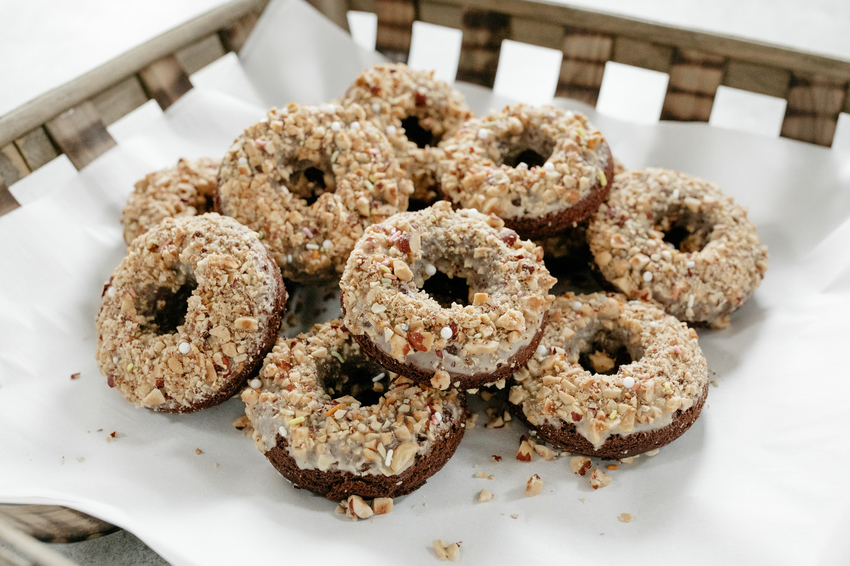 Host Molly Yeh's Chocolate Donuts with Coffee Glaze.jpeg