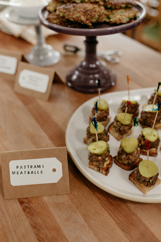 Molly Yeh's Pastrami Meatballs on display.jpeg