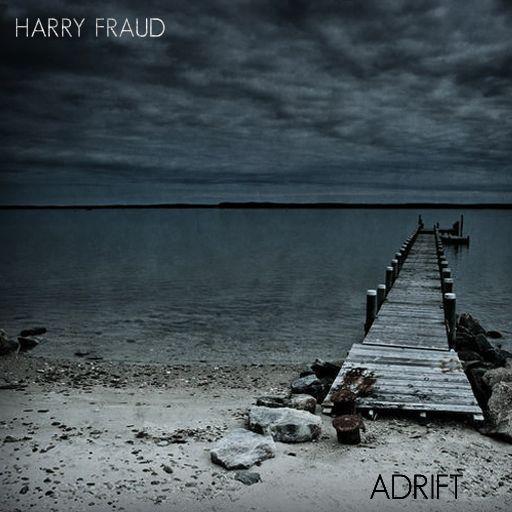 """Cover Shot for Harry Frauds LP """"Adrift""""  """"La Musica De Harry Fraud"""""""