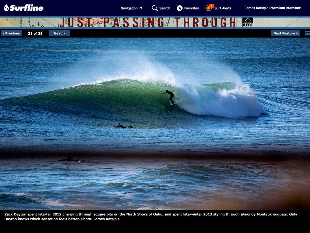 Surfline Gallery