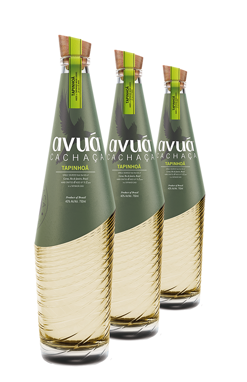 Tapinhoã - Avuá Tapinhoã Cachaça is aged in tapinhoã wood, an extremely rare hardwood found in parts of South America. The spirit is aged in a barrel used decades ago by our distiller's father. After a lengthy recommissioning process, and up to 2 years of aging, we are proud to offer our second unique Brazilian wood offering. This wood imparts flavors of  toasted coconut, fresh honeycomb, and caramel. The soft, sweet notes imparted by the wood create the perfect sipping spirit. Try it on the rocks, neat, or in a cocktail showcasing its incredible flavor.