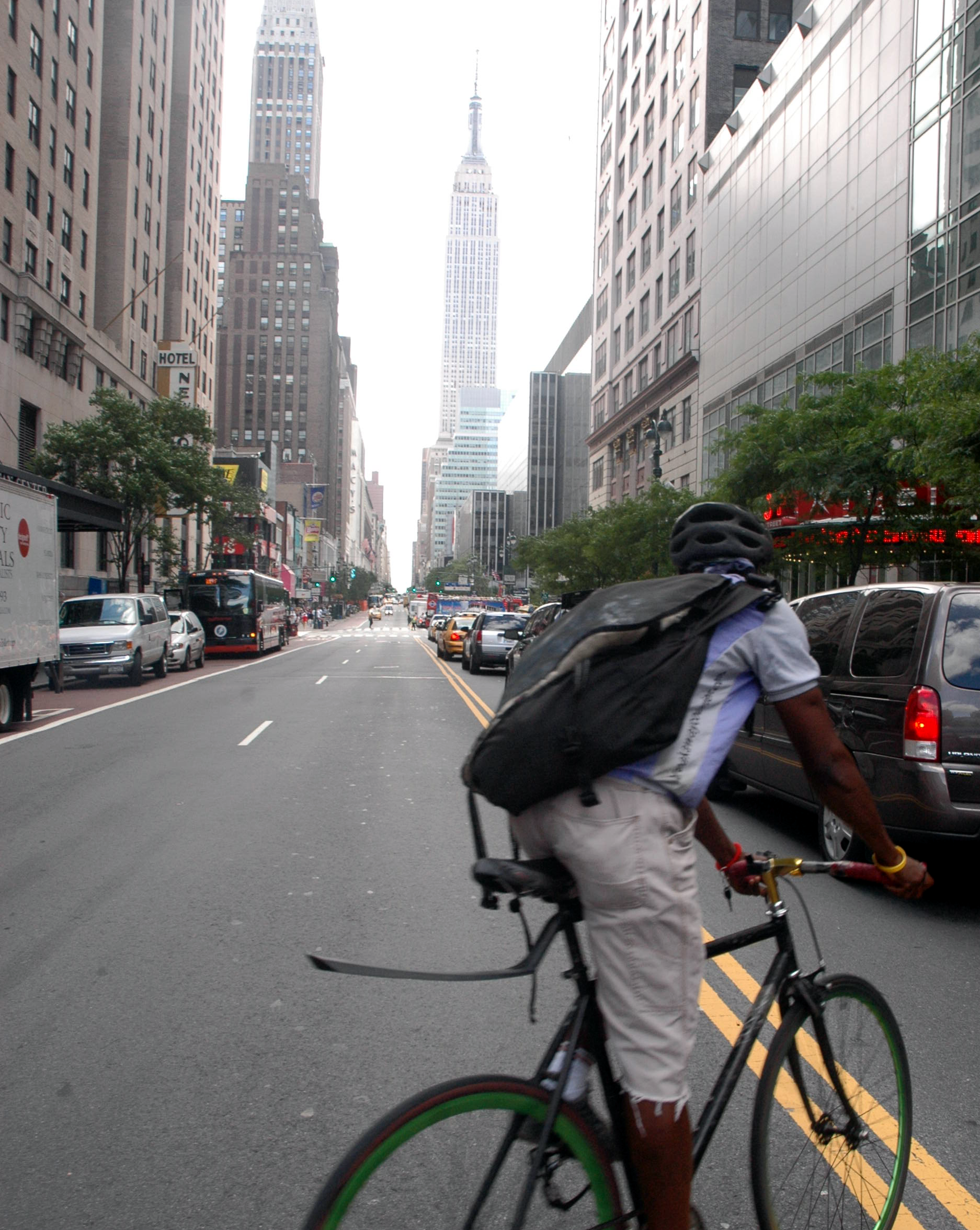 Bike Messenger Delivery NYC