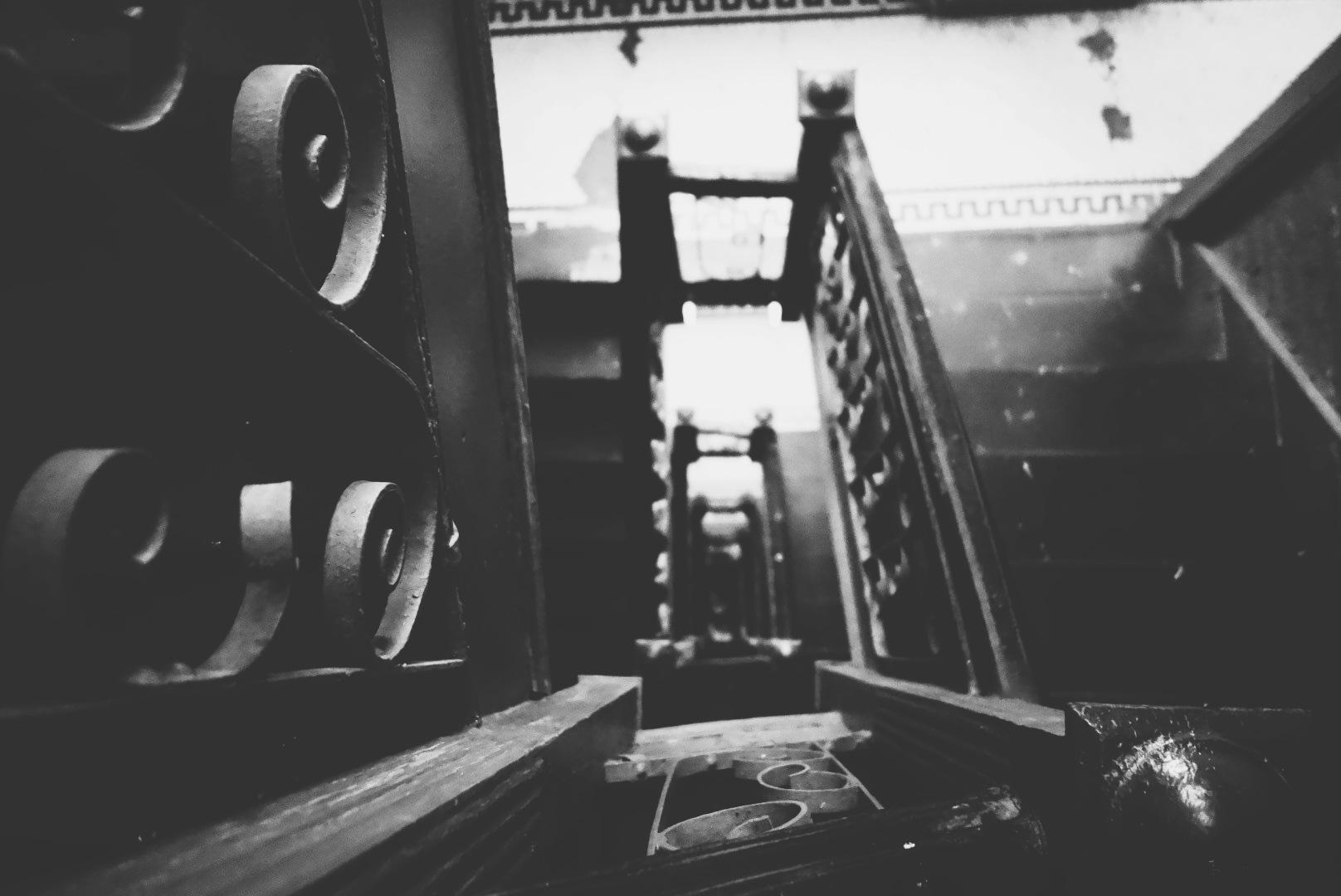 177Mott Staircase