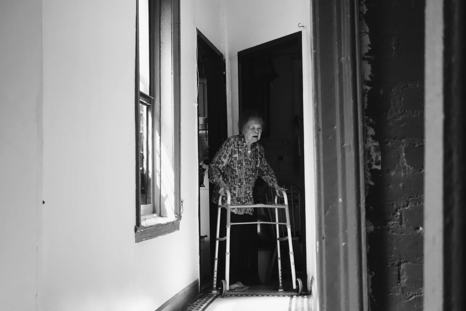My Elderly Neighbor