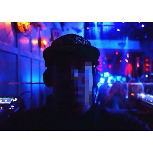 Mosaic Self portraits are not Selfies specially when at @avenueny  #axelfoley #meldebarge #mercerstblog