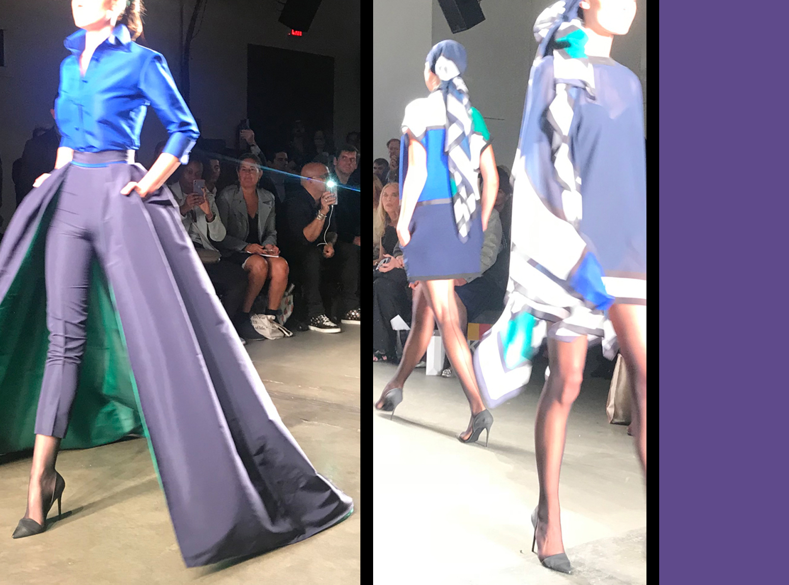 Zang Toi's Spring 2019 couture collection.