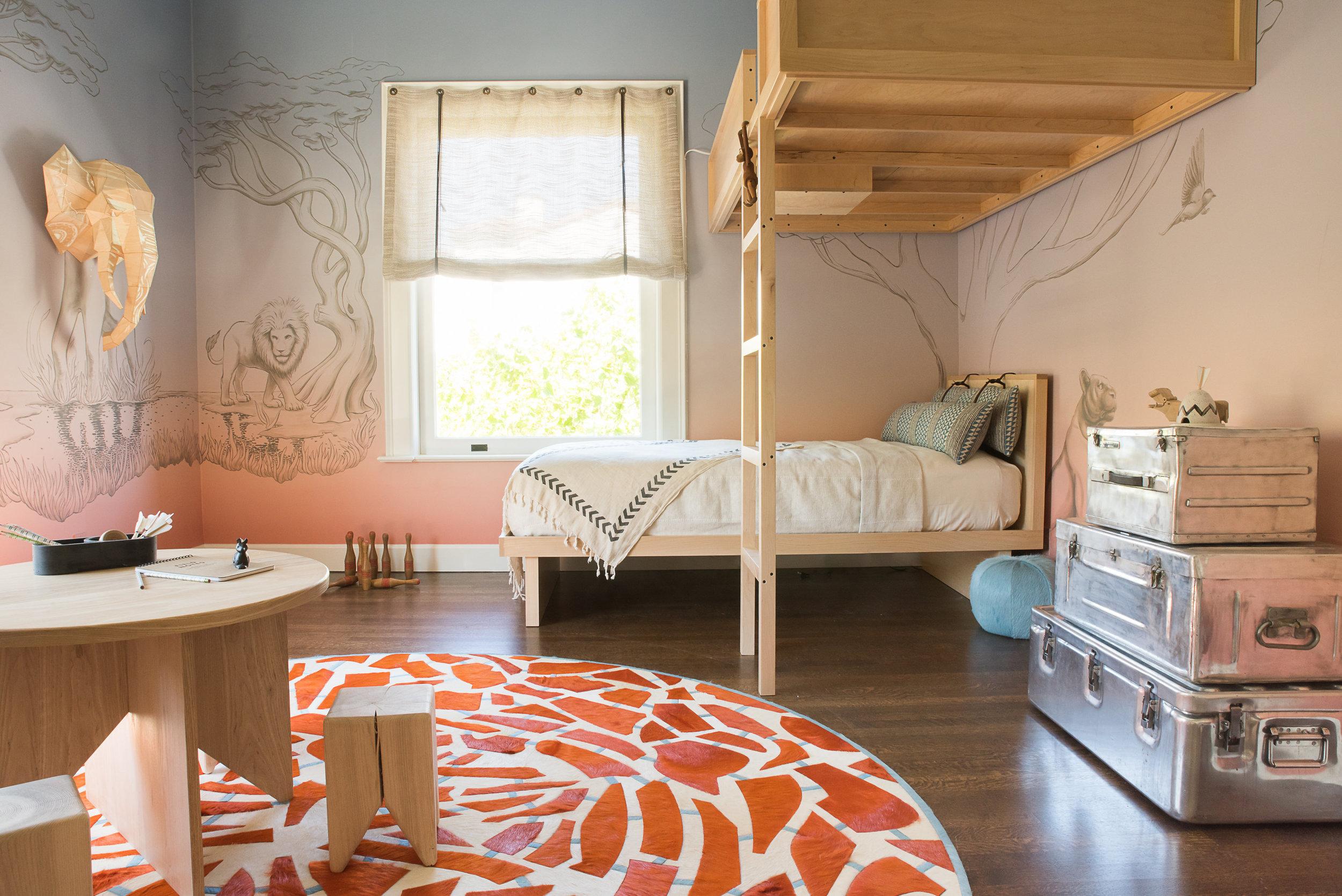 Great Exploration Bedroom