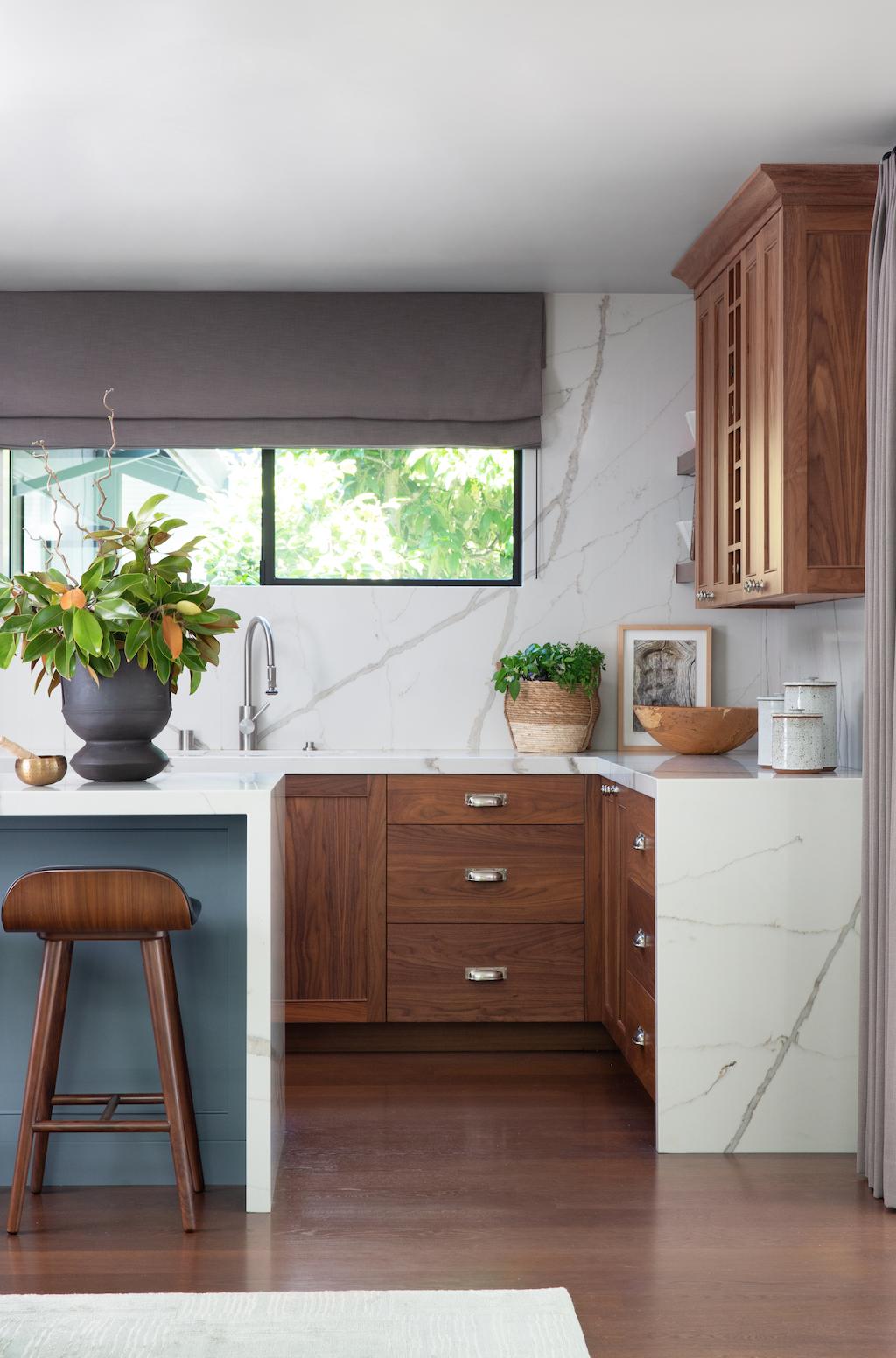 Modern Kitchen Design For A Multi Generational Family Studio Shk Interior Design Firm