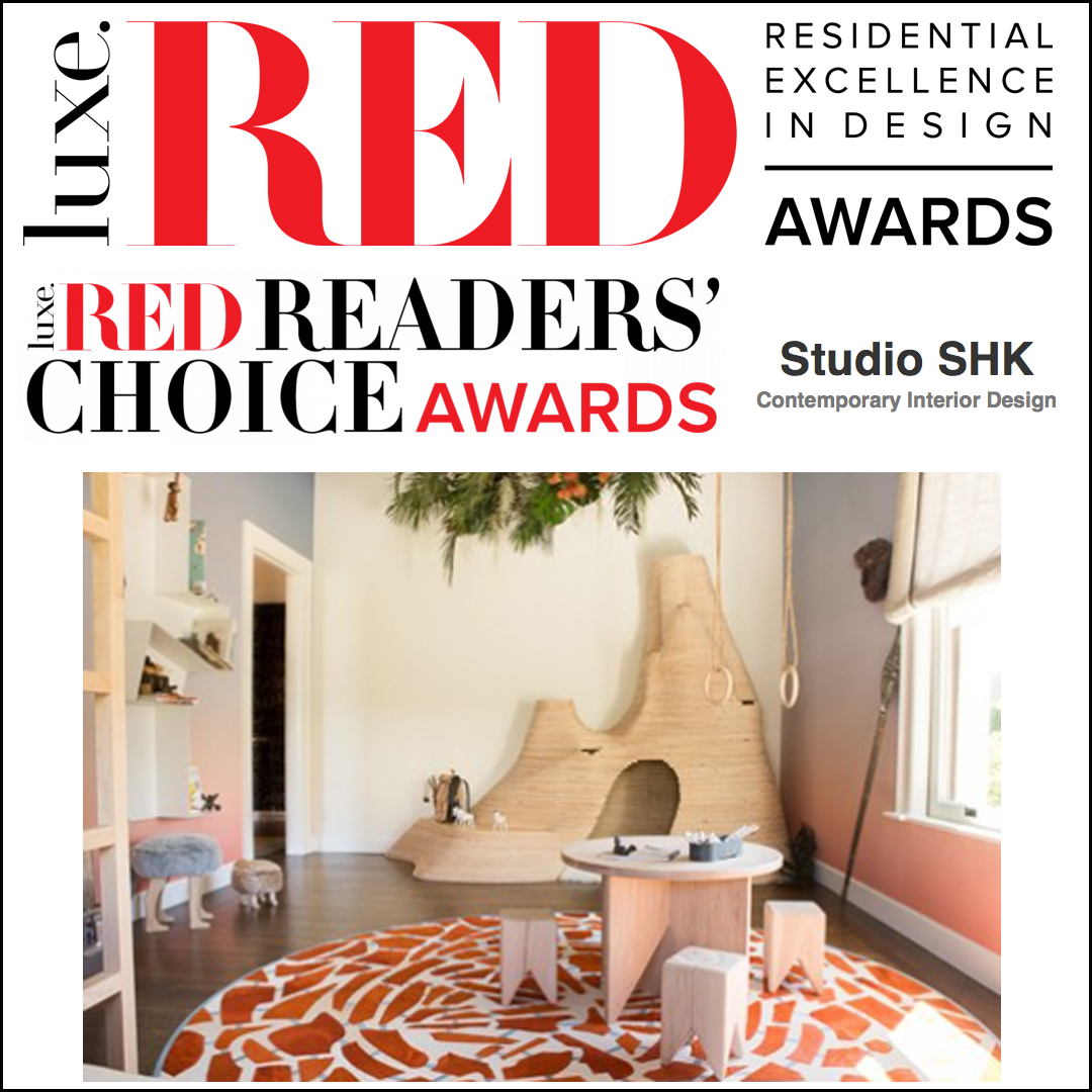 Luxe Red Awards