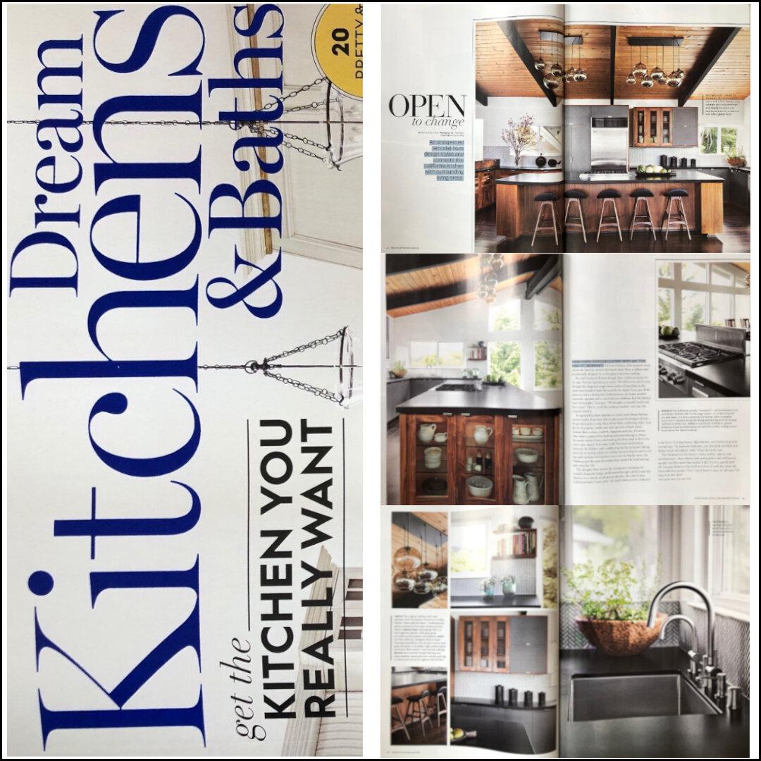 Dream Kitchens & Baths