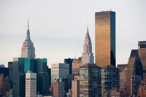 NYC Skyline Image 1
