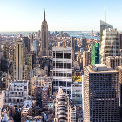 NYC Skyline Image 4