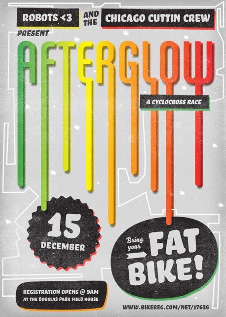 Afterglow - A Cyclocross Race - December 15 2012