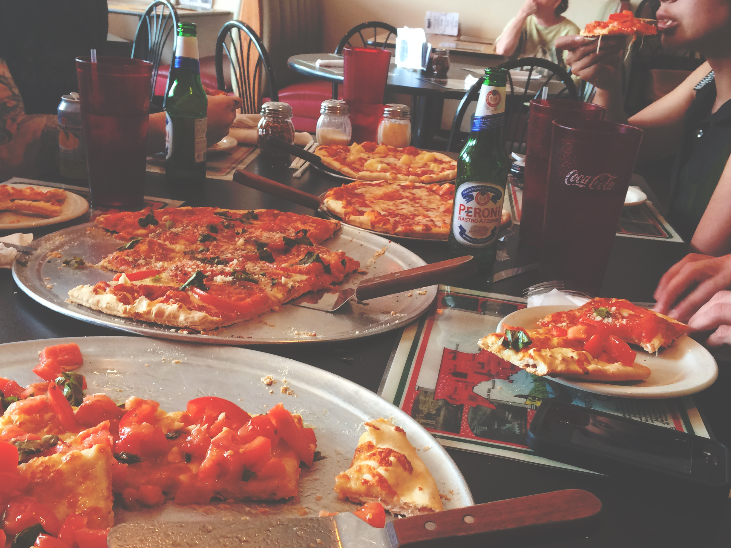 3. Gianni's Pizza is some of the best pizza in the world