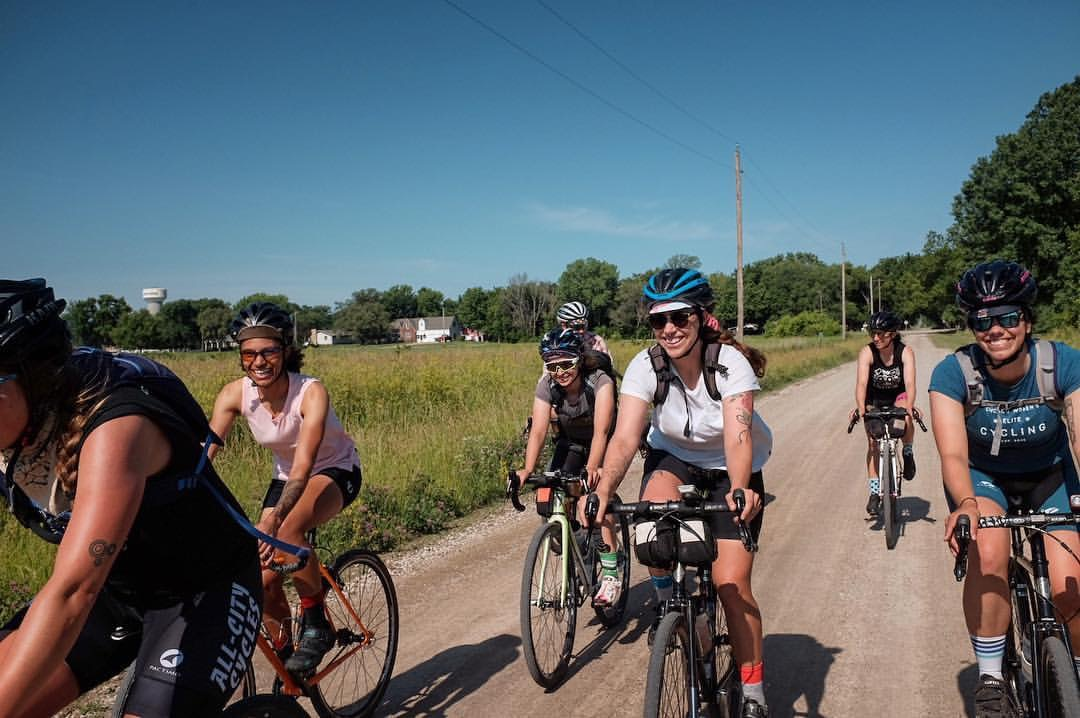 Course Recon with the SS Ladies.