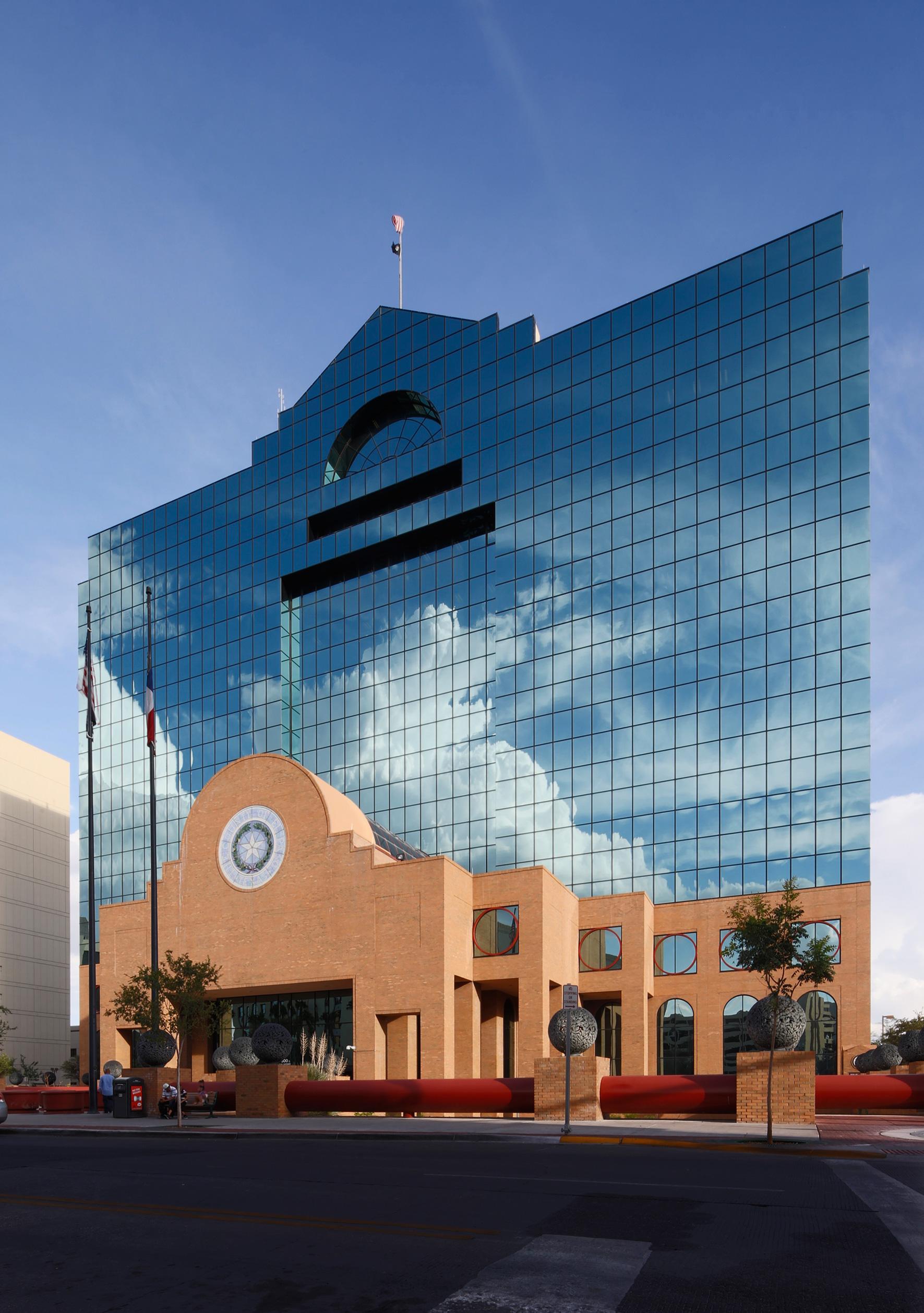 El Paso County Building
