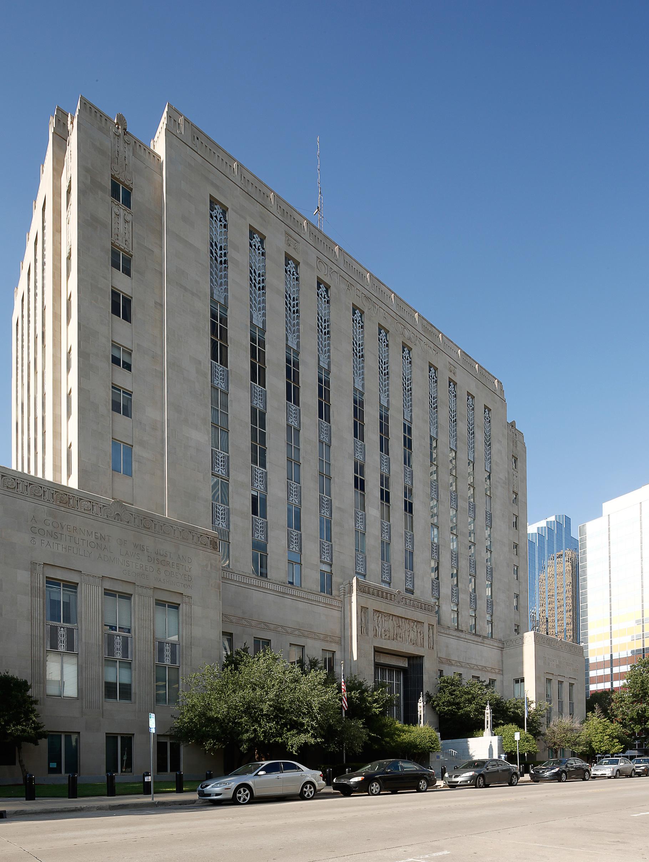 Oklahoma County Courthouse