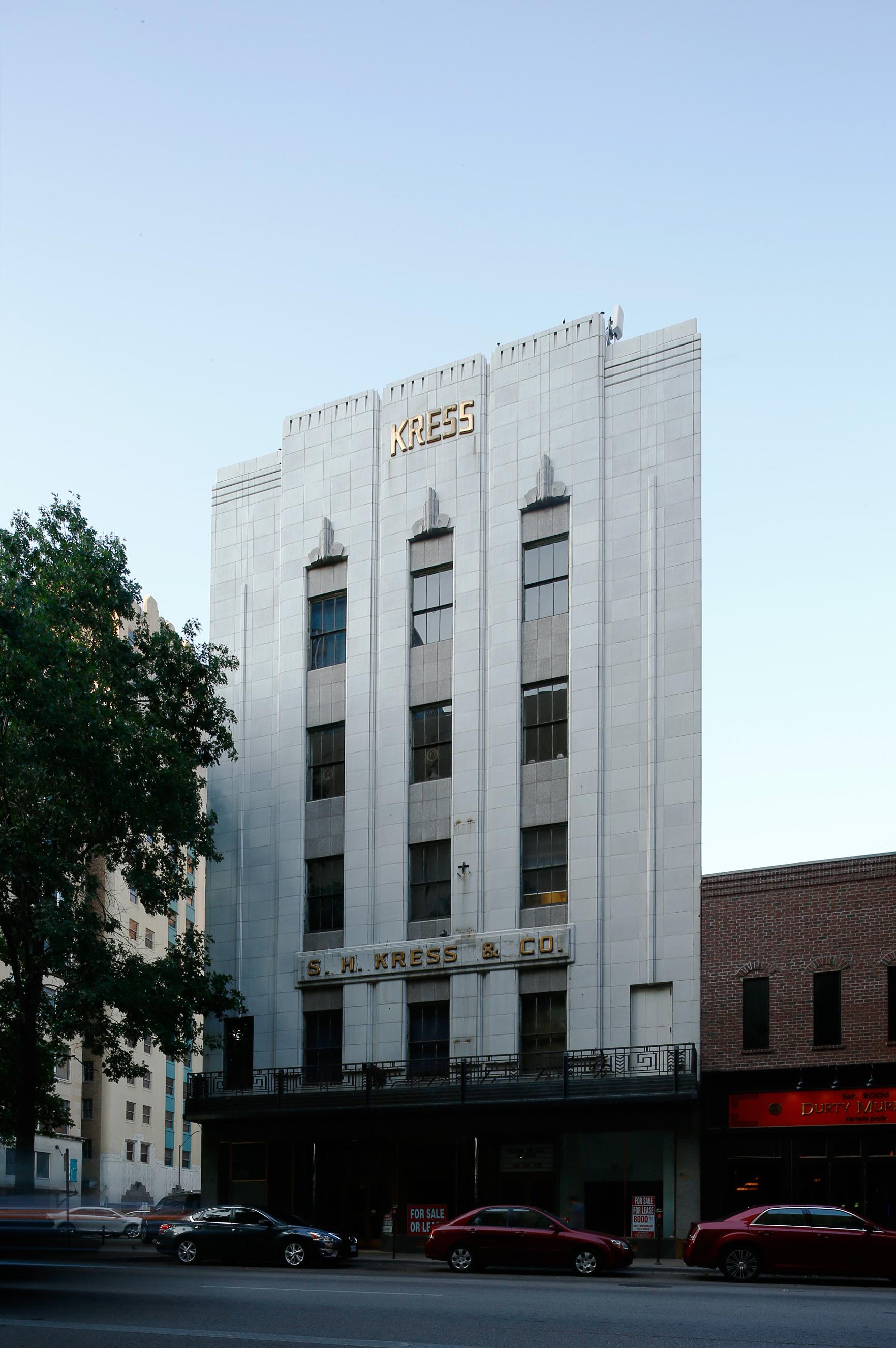 Kress Building - Front