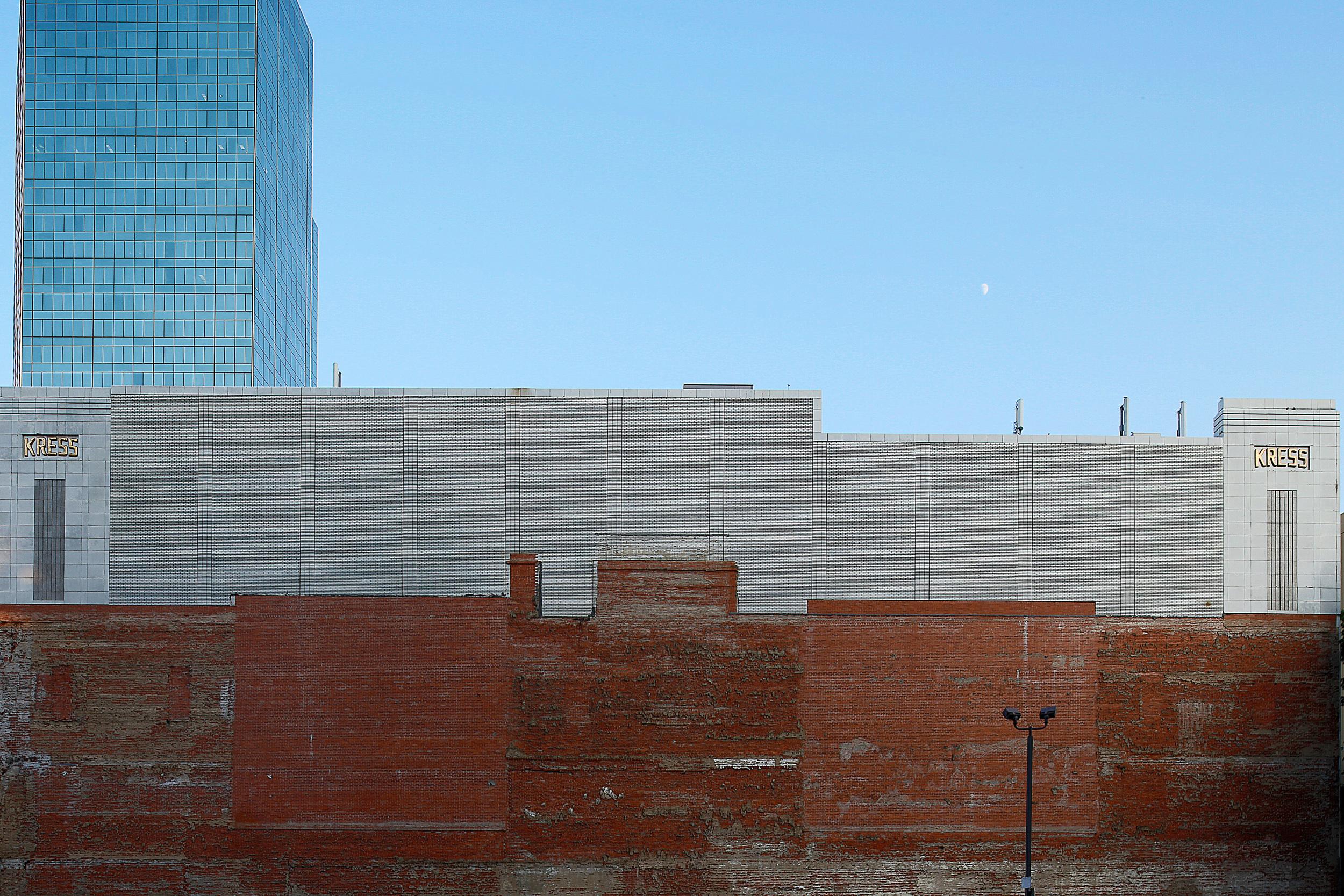 Kress Building - Side