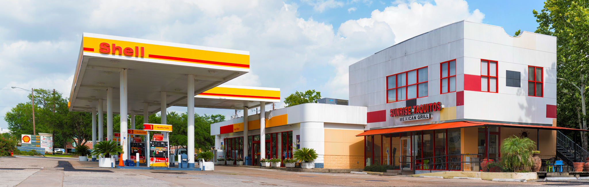 Sunrise Taquitos / Shell Station