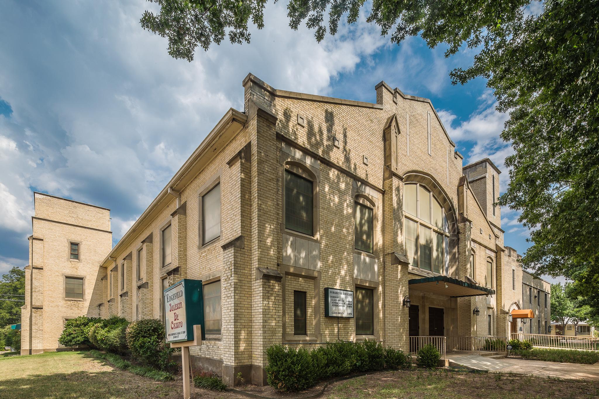 Edgefield Iglesia de Cristo