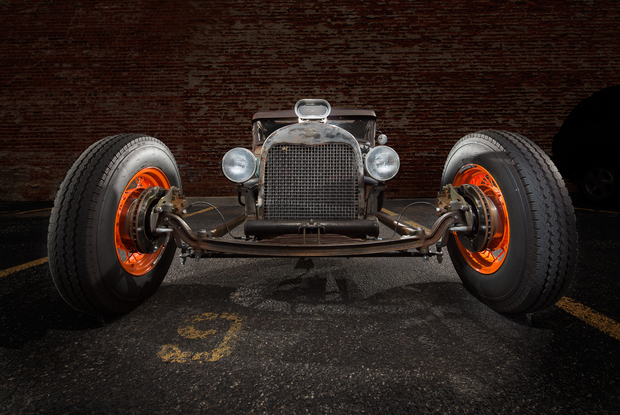 Custom Hot Rod