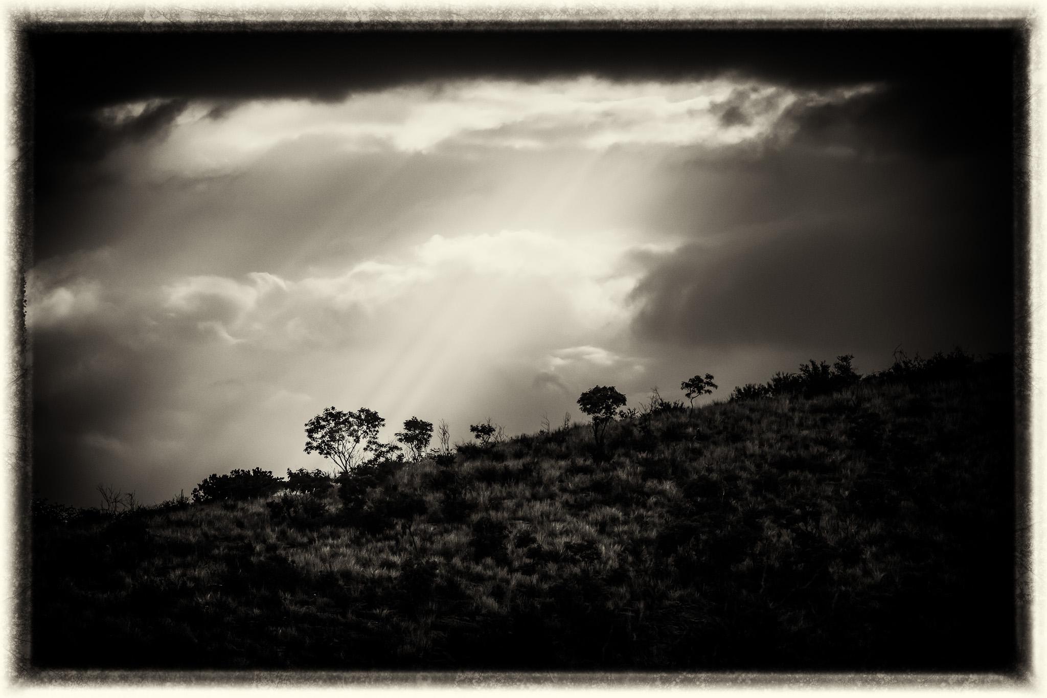 Fort Davis State Park - Breakthrough