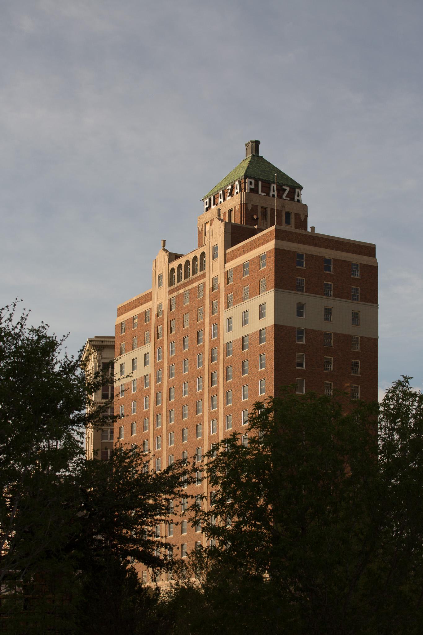 Plaza Hotel - El Paso