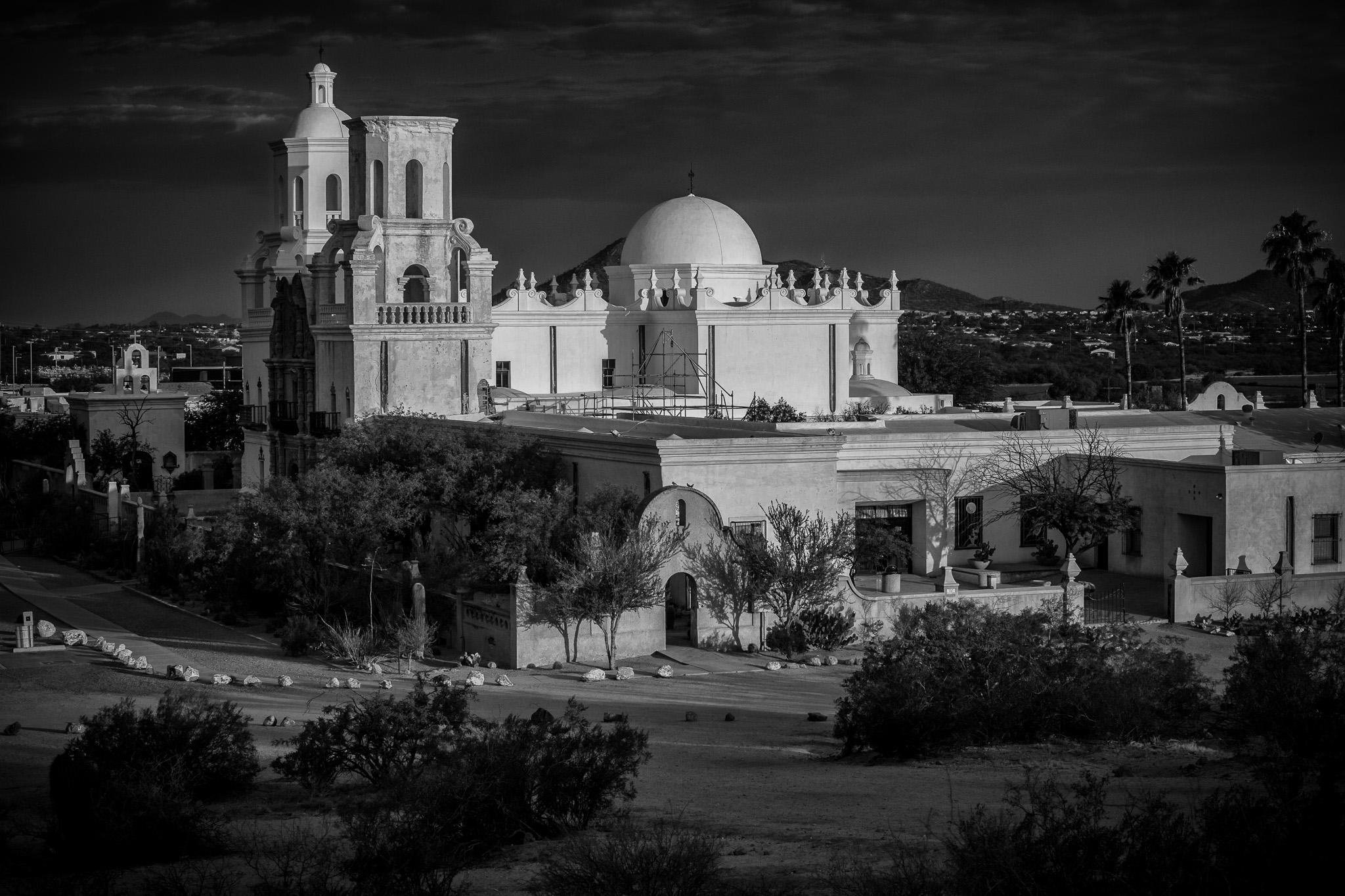 Mission San Xavier del Bac #3 - Tucson