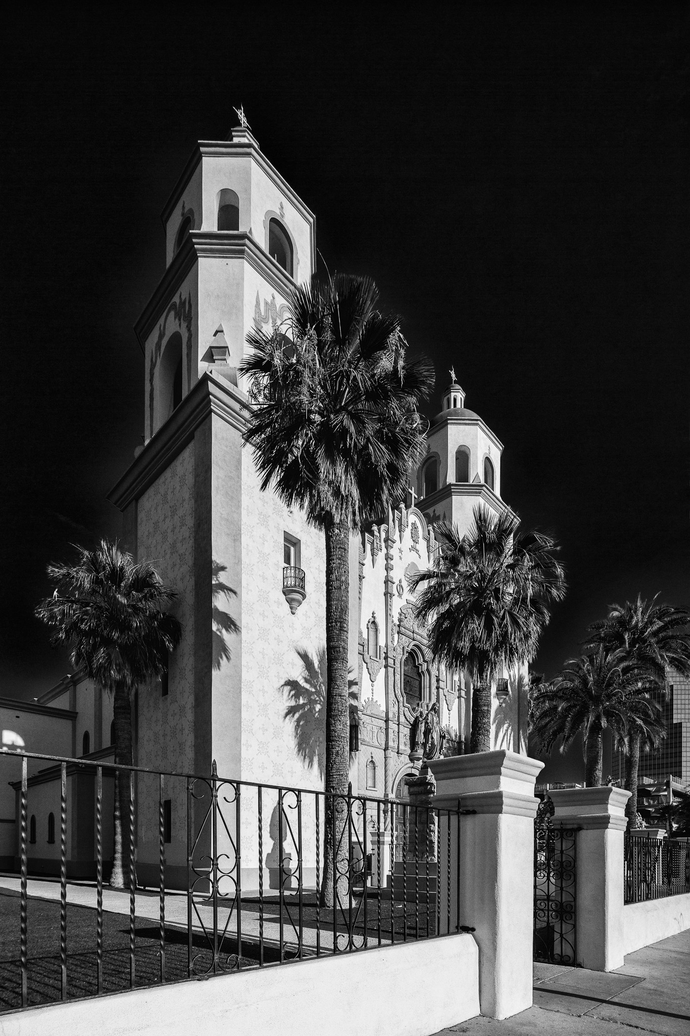 St. Augustine's Cathedral - Exterior - Tucson